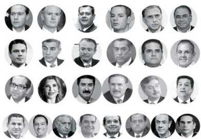 IMPACTO DE GOBERNADORES; OCTUBRE, LA COBERTURA DE LOS MEDIOS TRADICIONALES