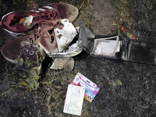 POBLADORES INICIAN LA IDENTIFICACIÓN DE CUERPOS EN TLAHUELILPAN