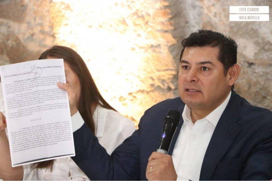 ARMENTA IMPUGNA NOMBRAMIENTO DE BARBOSA COMO CANDIDATO DE MORENA