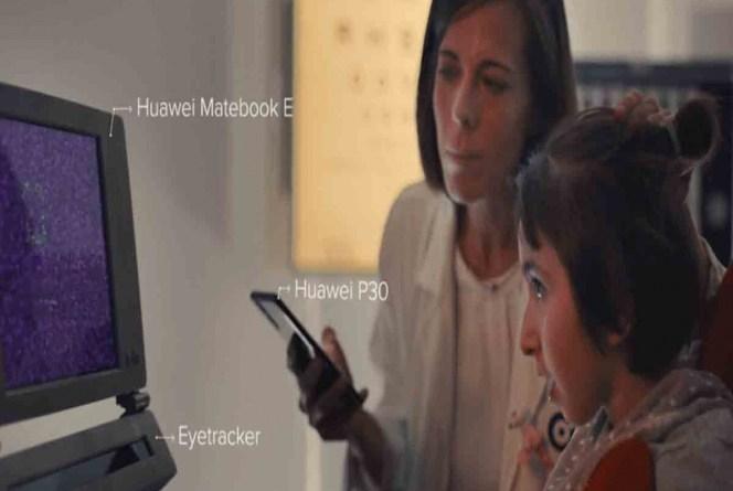 HUAWEI: TELÉFONO CON PROGRAMA PARA DETECTAR DISCAPACIDAD EN NIÑOS