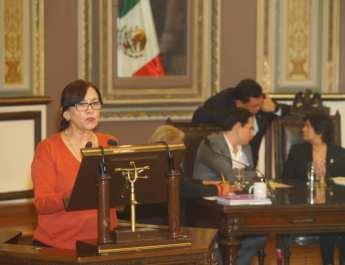 #16DÍAS ERRADICACIÓN DE LA VIOLENCIA CONTRA LAS MUJERES: ROCIO GARCIA OLMEDO