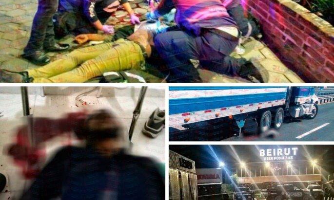 EN MENOS DE 10 DÍAS  REPORTAN CUATRO EXTRANJEROS MUERTOS EN PUEBLA