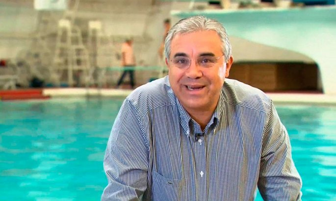 FALLECIÓ CARLOS GIRÓN, MEDALLISTA OLÍMPICO MEXICANO