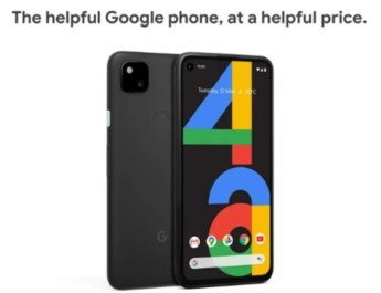 GOOGLE PRESENTA EL PIXEL 4A Y PIXEL5, SUS PRIMEROS TELÉFONOS 5G