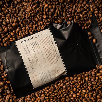 Bolsa Cafe Dominica