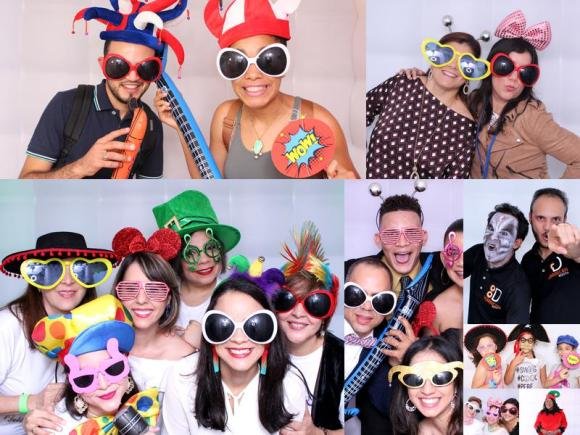 collage 2 photo booth dominican