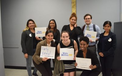Dominicanos USA (DUSA) Participates in 3rd Voter Day;  Advocate for Voting Reform