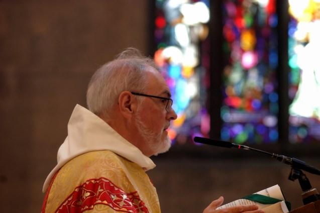 Fr. Gregory Carroll OP, Prior Provincial