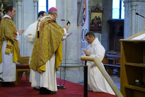 Bro Philip Mulryne OP is ordained