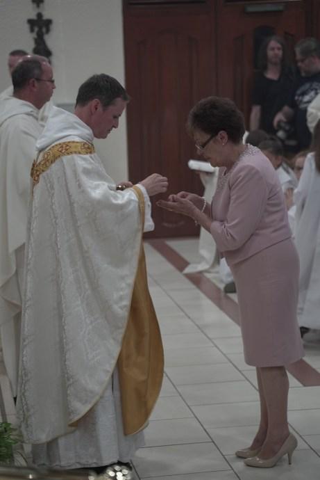 First Mass Fr. Philip Mulryne OP - 107