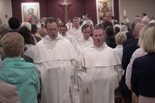 First Mass Fr. Philip Mulryne OP - 156