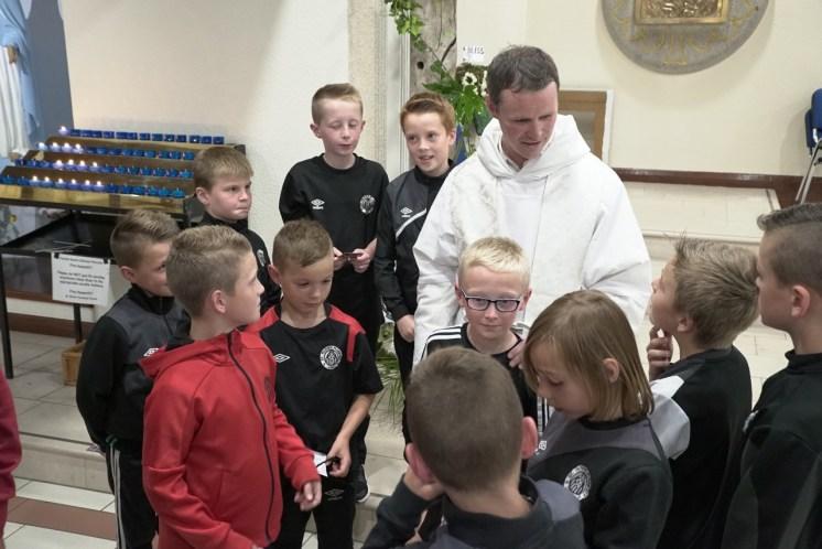 First Mass Fr. Philip Mulryne OP - 179