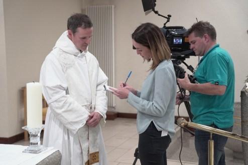 First Mass Fr. Philip Mulryne OP - 201