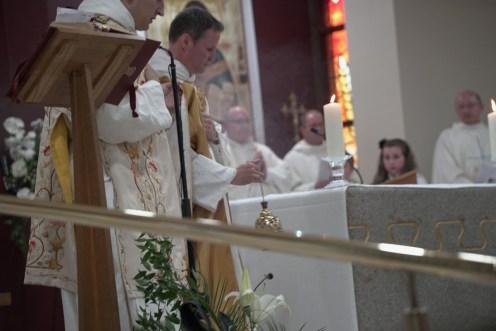 First Mass Fr. Philip Mulryne OP - 28