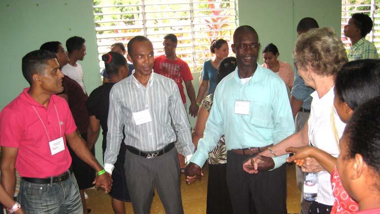 Leadership Training Retreat