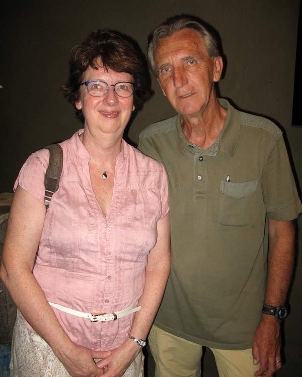 Walter and Carol
