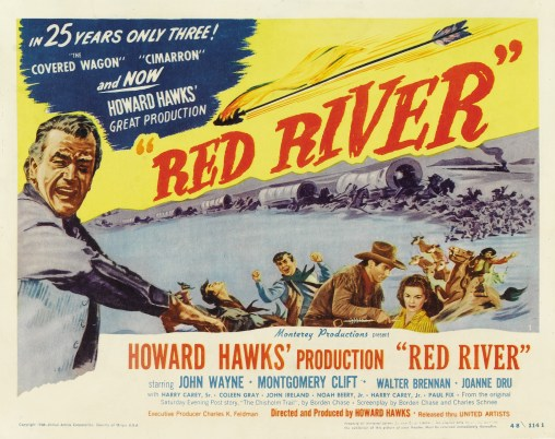 Poster - Red River_02