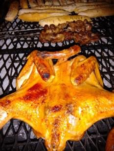 BBQ chicken at Chako ni Chako in Dodoma (TZS 10'000)
