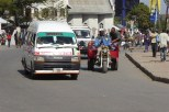 Clean streets, no traffic jams