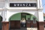 Mwanza train station