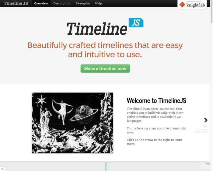 TimelineJS1