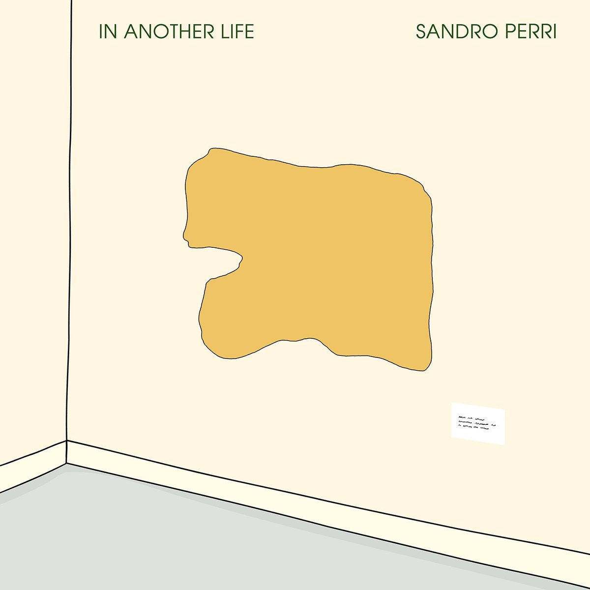 Sandro Perri, In Another Life album art