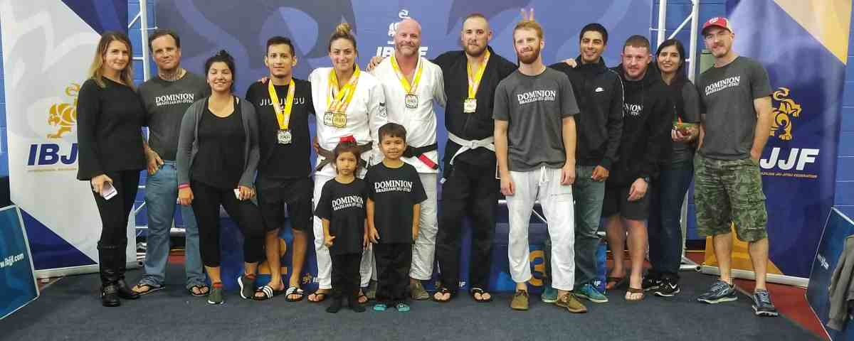 IBJJF Washington DC Open | Dominion BJJ