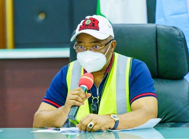 Uzodinma setting pace on infrastructure within 4 months in Imo – Onyirimba