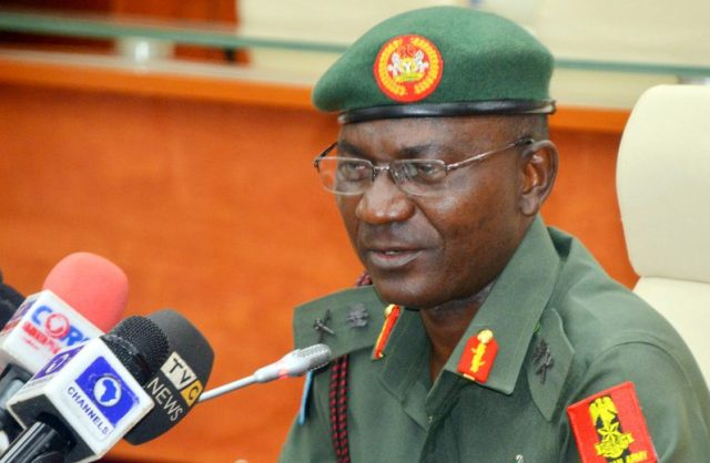 Military bombards terrorists' hideout, kills scores in Sambisa Forest – DHQ