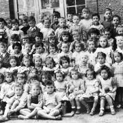 Ecole Jeanne d'Arc Commercy 1956