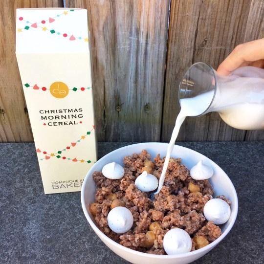 DAB Christmas Morning Cereal