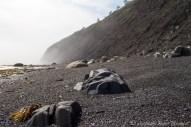 Falaises au bord du Saint Laurent, Vers l'anse au griffon