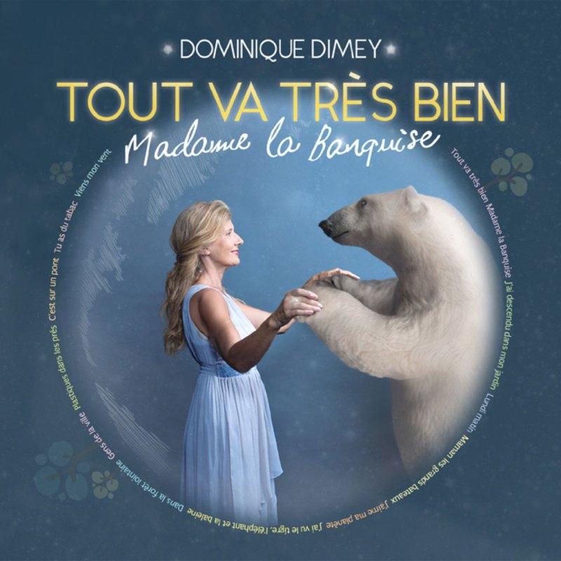 CD TOUT VA TRES BIEN MADAME LA BANQUISE
