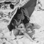 Première vacances en Vendée à 10 ans.