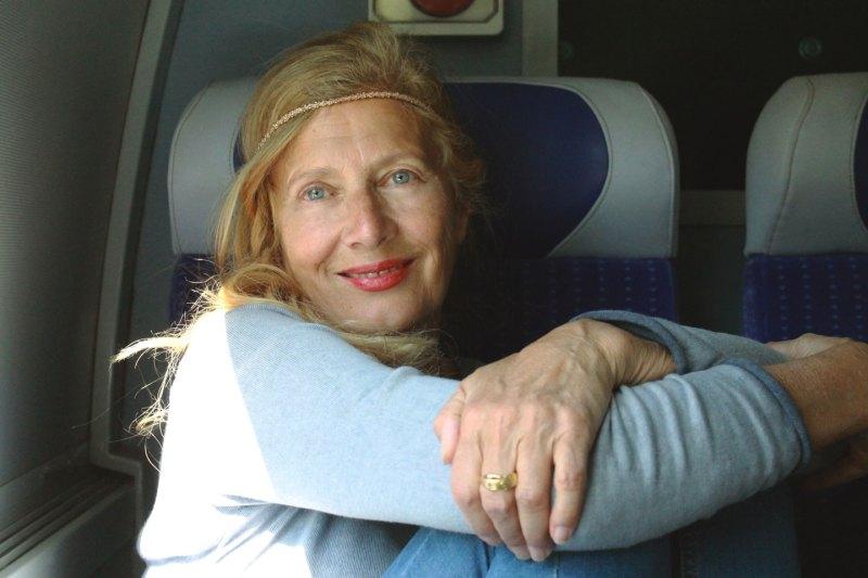Dominique Dimey portrait dans TGV