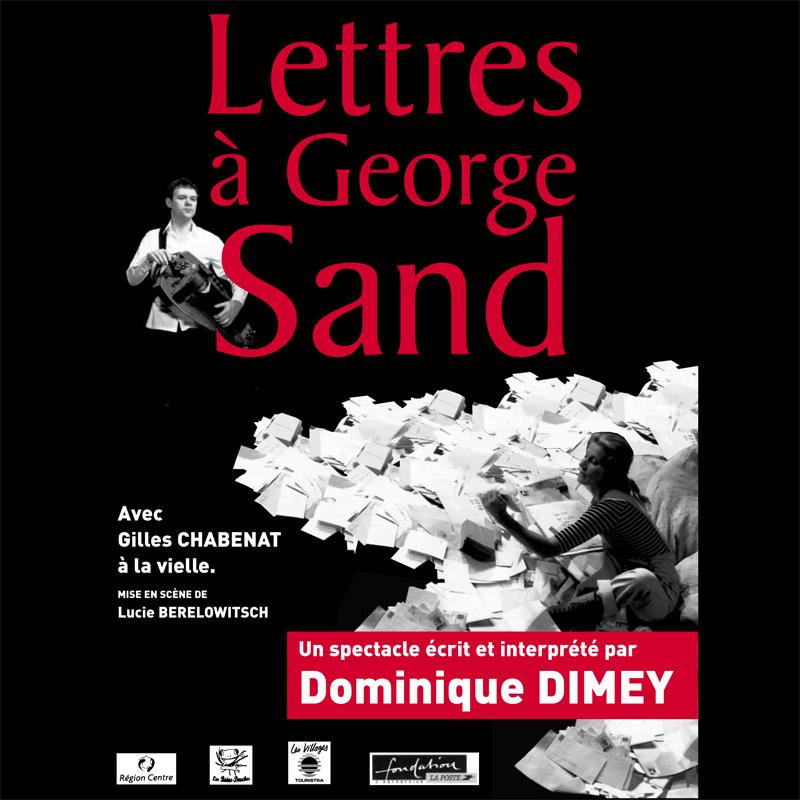 Les lettres de Georges Sand