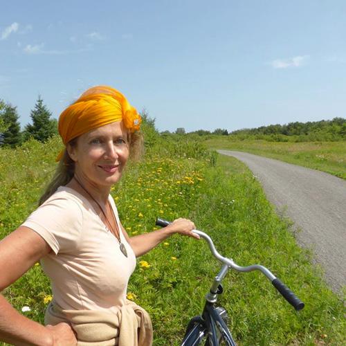 Partout avec mon vélo
