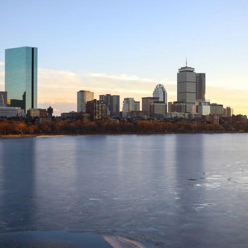 Boston Skyline 001