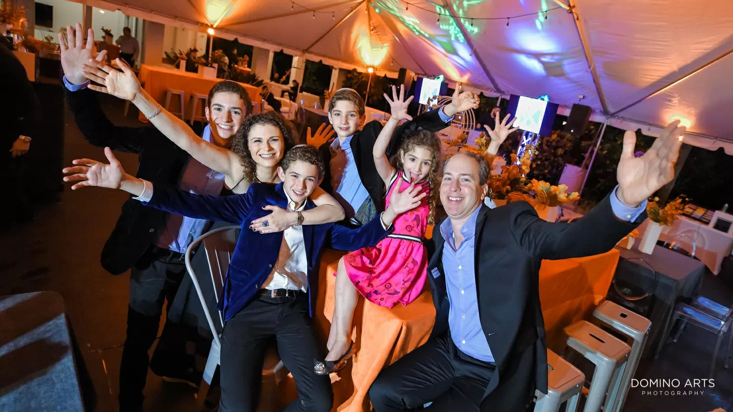 Fun Florida Bar Mitzvah Photography At Temple Young Israel
