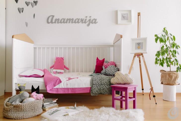 I comodini arredano la camera da letto conferendole un tocco di personalità e rendendola davvero unica. Idee Per Le Camerette Di Bambine E Ragazze Casa E Trend