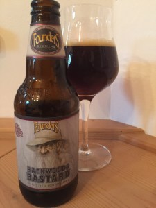 Backwoods Bastard (2017) by Founders Brewing Co.