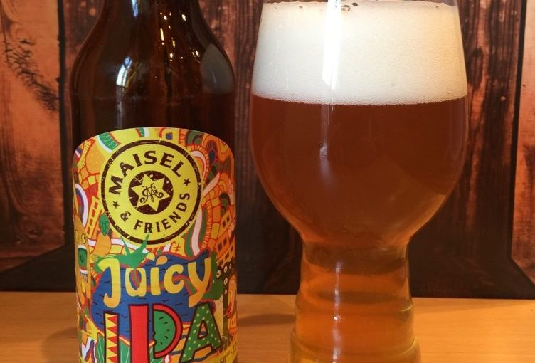 Maisel & Friends – Juicy IPA… Winter? Ich fühl mich wie in der Karibik!