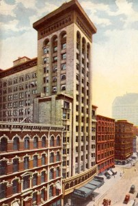 Louis Sullivan - building design