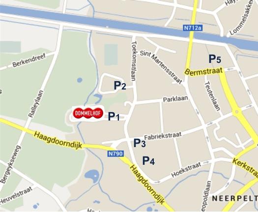 parkeerplan