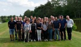 groepsfoto personeelsreis 2018