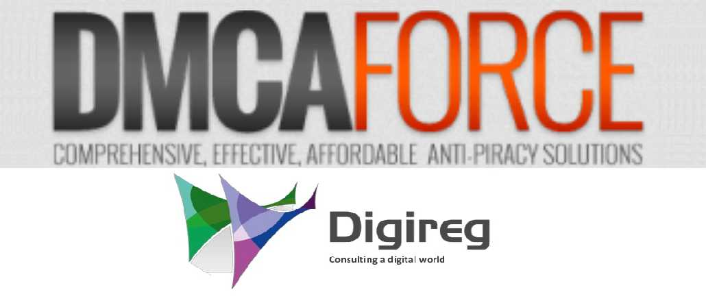 DMCA DigiRegs