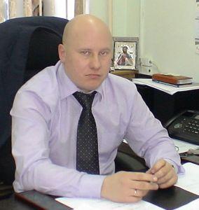 Начальник СУ при УВД  по г/о Домодедово майор юстиции Д.В. Мудрецов