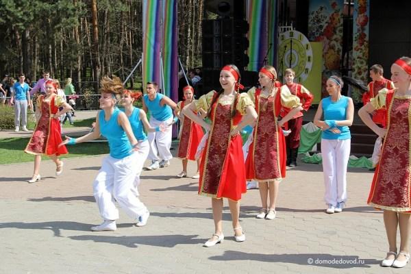 Парк Ёлочки в Домодедово (40)
