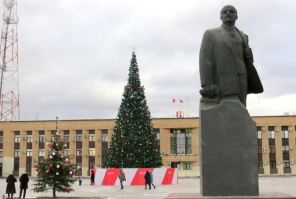 Новогоднее Домодедово