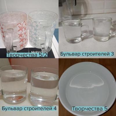 Ситуация с водой в ЖК «Домодедово парк»